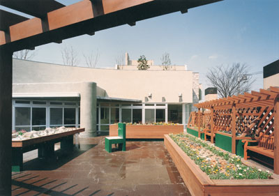園芸療法庭園